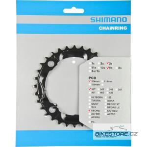 SHIMANO FC-M590 náhradní převodník (32 zubů)
