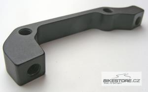SHIMANO IS/postmount přední adaptér pro 180 mm kotouč a zadní adaptér na 160 mm