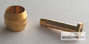 SHIMANO Sada olivky a trumpetky SHIMANO hadička SM-BH59