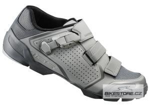 SHIMANO SH-ME500MG tretry Velikost 43, šedá barva