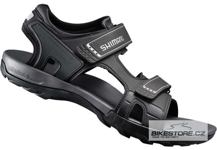 SHIMANO SH-SD5G cyklistické sandály  Velikost 43/44, šedá barva