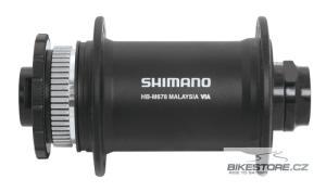 SHIMANO SLX HB-M678 přední náboj (15 mm pevná osa)