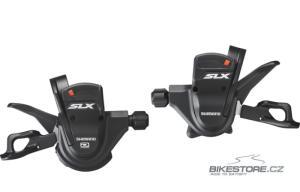 SHIMANO SLX SL-M670 (10) řazení (pár, s objímkou)