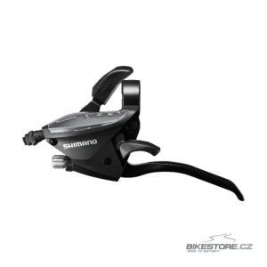 SHIMANO ST-EF510 (3x8) brzdová/řadící páka