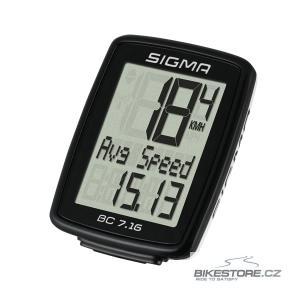 SIGMA SPORT BC 7.16 cyklocomputer