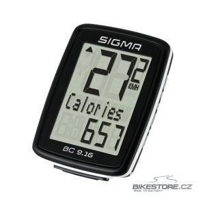 SIGMA SPORT BC 9.16 cyklocomputer