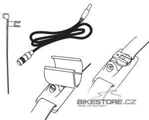 SIGMA SPORT Karma/Karma Evo/Powerled Evo/Quadro X držák na helmu + propojovací kabel (17530)