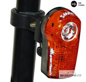 SMART RL-317R Superflash USB (0,5 W) zadní světlo