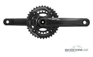 SRAM GX 1400 BB30 Black (2x11) kliky (bez ložisek)