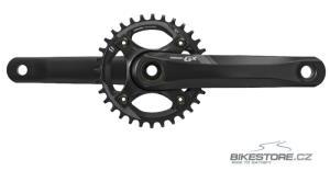 SRAM GX 1400 Fat Bike GXP Black (1x11) kliky (bez ložisek)