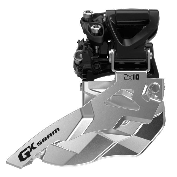 SRAM GX 34 z přesmykač (2x10) Horní tah