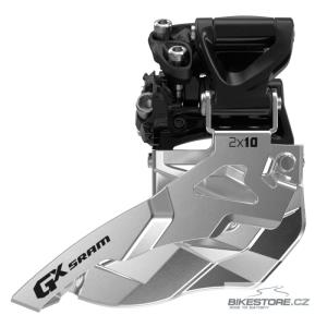 SRAM GX 34 z přesmykač (2x10)