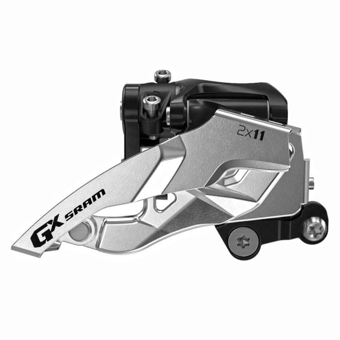 SRAM GX Direct Mount Topswing přesmykač (2x11) Horní tah