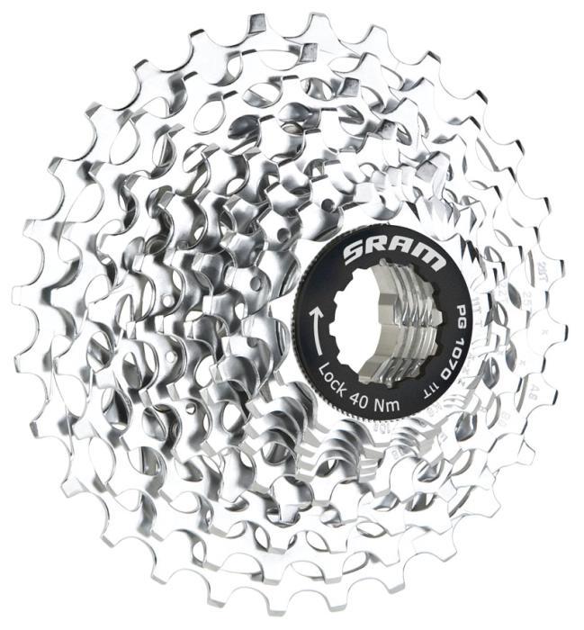 SRAM PG-1070 (10) kazetové pastorky (kazeta) 11-32 zubů