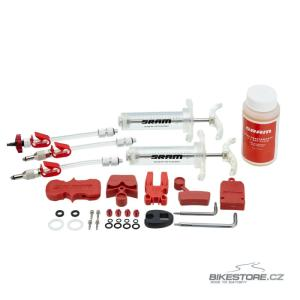 SRAM Professional Bleed Kit sada na odvzdušnění (včetně brzdové kapaliny DOT 5.1)