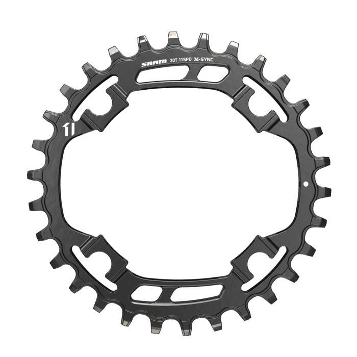 SRAM X-Sync Steel Black náhradní převodník 30 zubů