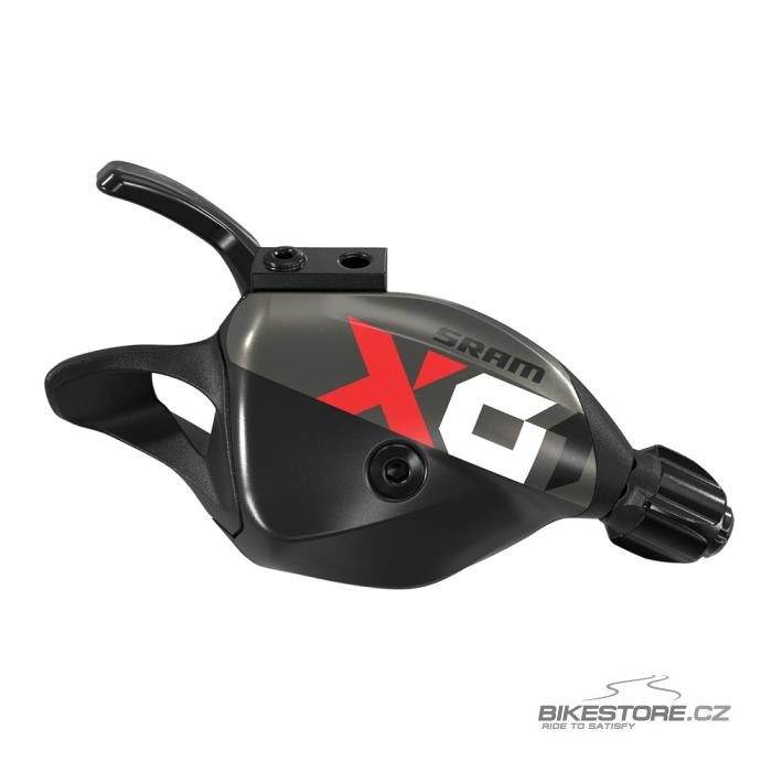 SRAM X01 Eagle řadící páčka Červená barva