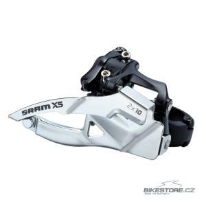 SRAM X5 přesmykač (2x10)