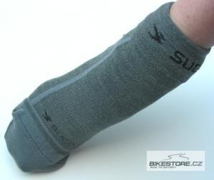 SUGOI Wallaroo Grey ponožky