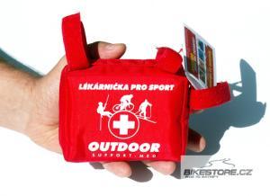 SUPPORT MED Outdoor lékárnička pro cyklisty