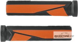 SYNCROS Pro Black/Neon Orange gripy (pár) (234803)