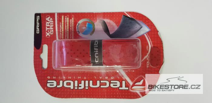 TECNIFIBRE X-TRA omotávka na rakety Červená barva
