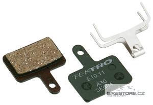 TEKTRO TK-E10.11 brzdové destičky (1 pár)