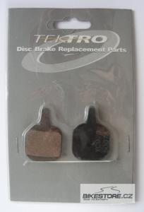 TEKTRO TK-N11.11 brzdové destičky (1 pár)