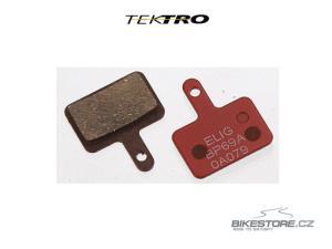 TEKTRO TK-P20.11 brzdové destičky (1 pár)