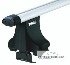 THULE Rapid Systém 750 patky pro nosič na střechy bez odtokových žlábků (4ks)
