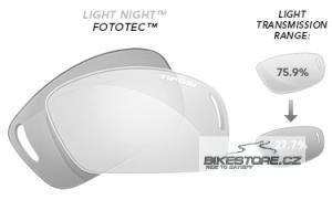 TIFOSI Dolomite 2.0/Light Night Fototec náhradní skla
