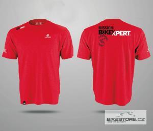 KELLYS BikeXpert Red tričko