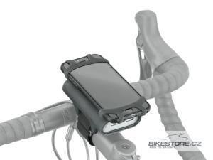 TOPEAK SmartPhone Holder + Powerpack 7800 mAh držák pro smartphone s vestavěným akumulátorem