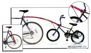 TRAIL GATOR TrailGator tažná tyč na dětské kolo