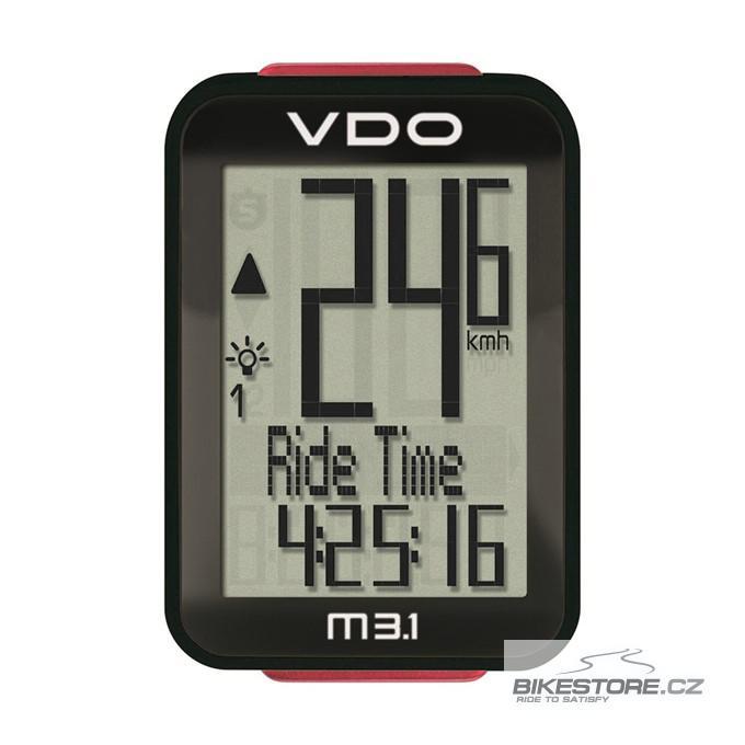 VDO M3.1 WR cyklocomputer