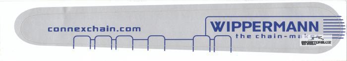WIPPERMANN Ochranná samolepka na řetězovou vzpěru