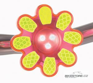 WOWOW Flower zadní světlo
