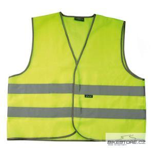 WOWOW Reflexní vesta na suchý zip